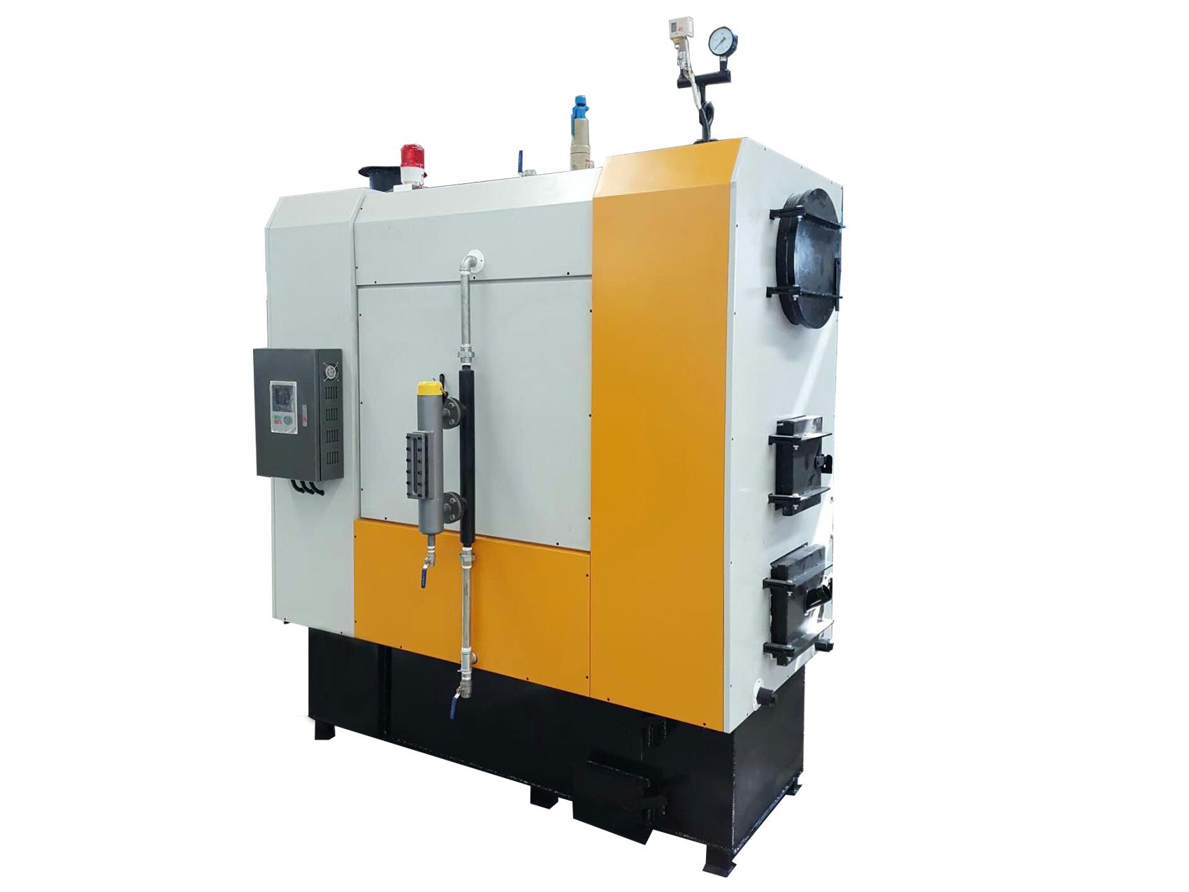 大唐熱能生物質蒸汽發生器200KG-2T 智能控制 無煙環保 廠家直銷